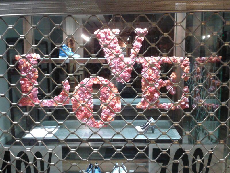 San Valentín Escaparates