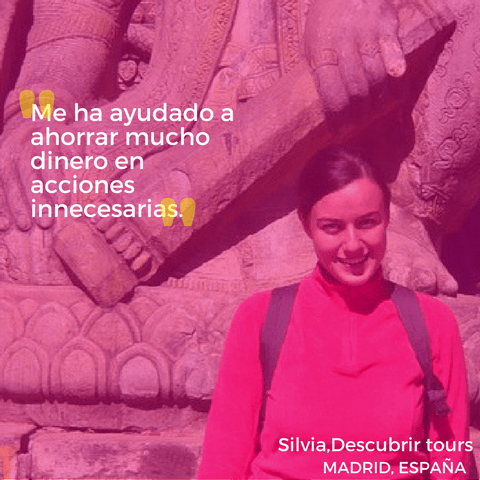 Testimonio descubrir tours tiny